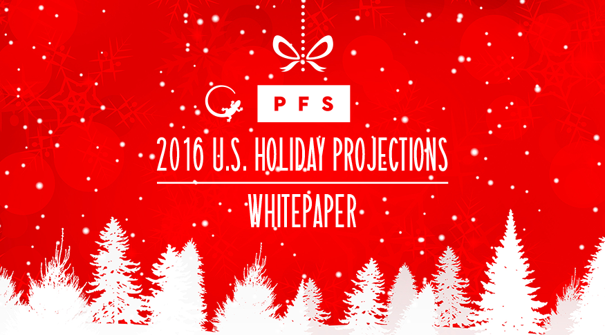 2016 Online Holiday Shopping Projections
