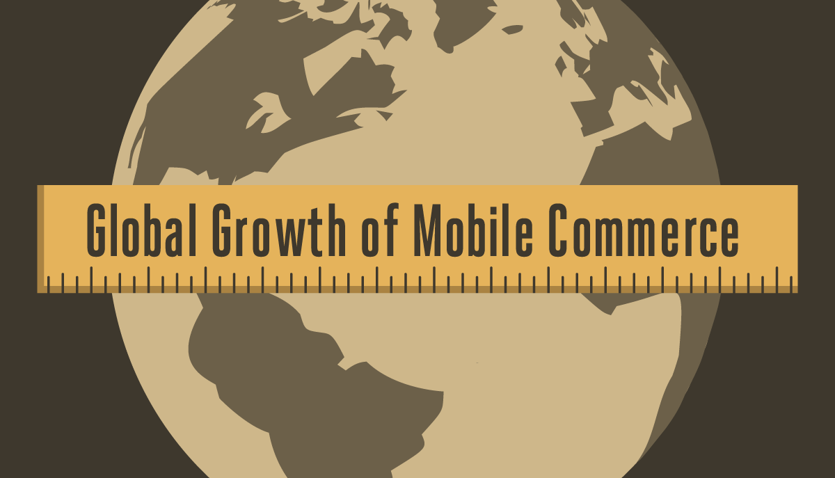 Global Mobile Commerce Growth (INFOGRAPHIC)