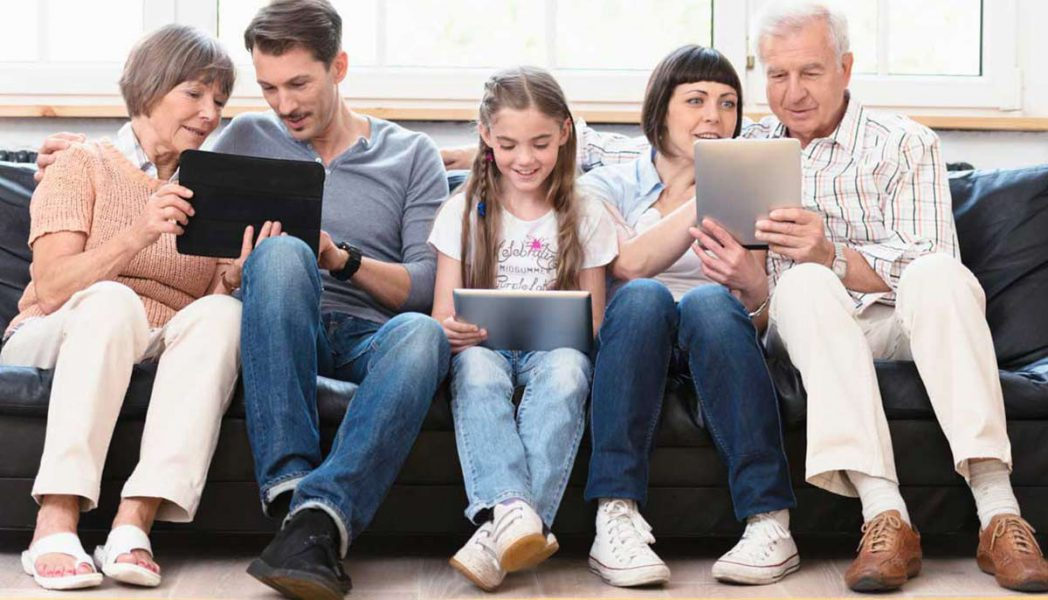 The Relationship Between Online Retail And Age