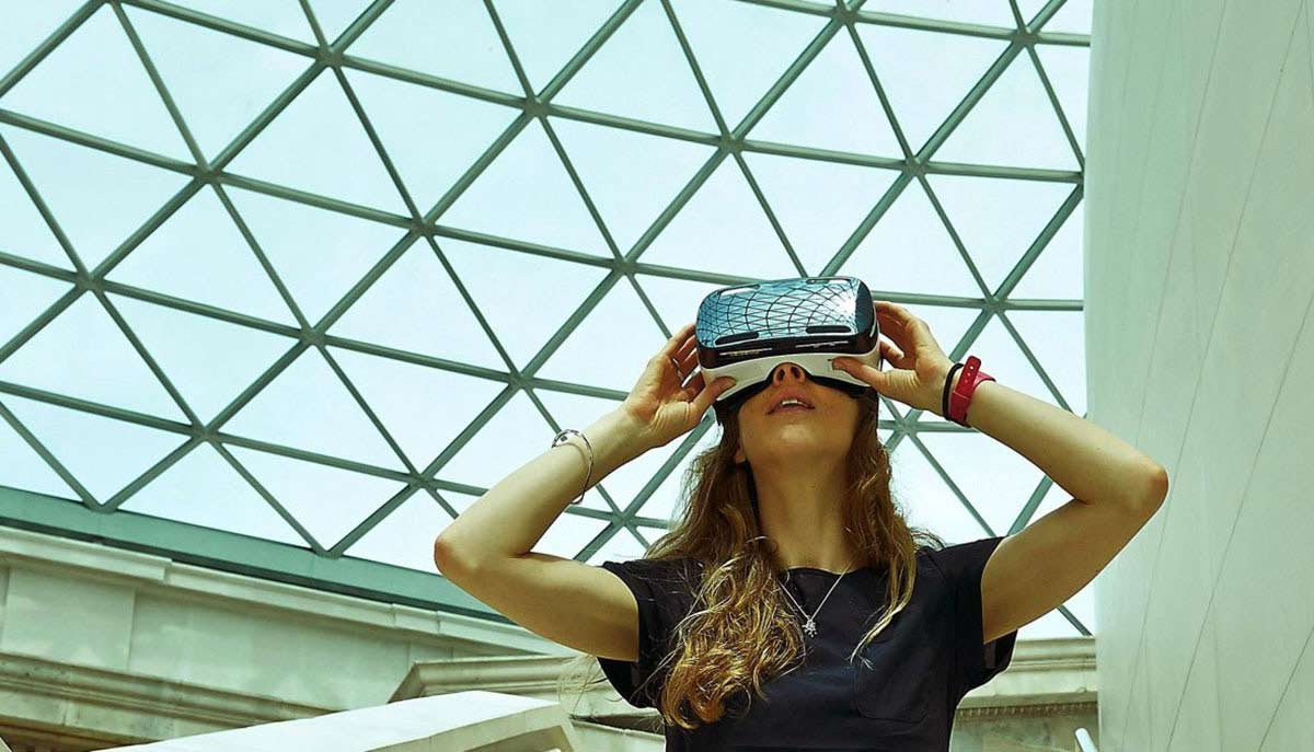 Ecommerce Technology Virtual Reality