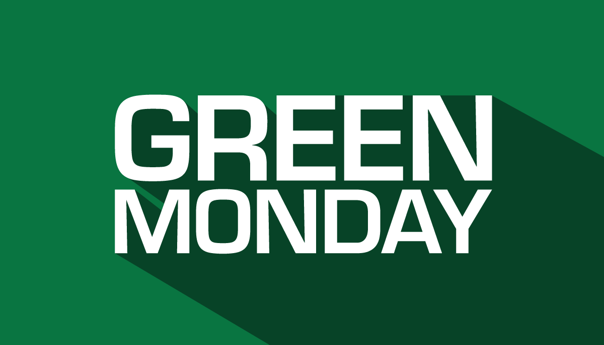 Green Monday Results And Holiday Season Growth
