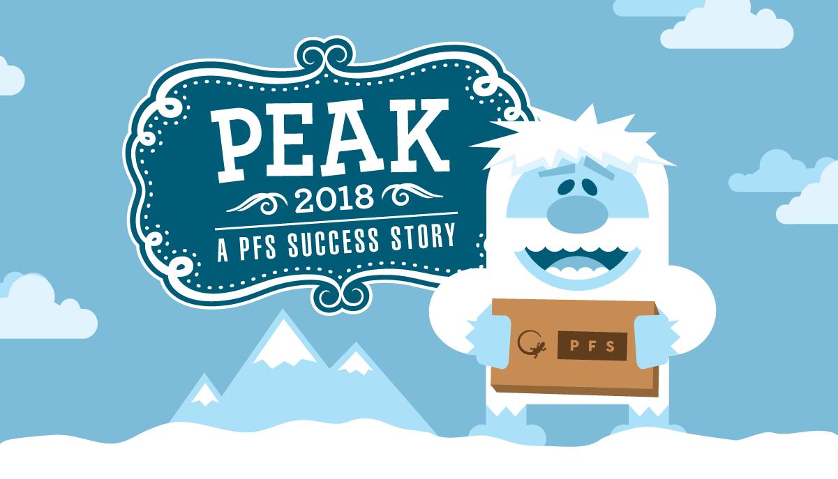 PFS Peak 2018 – A Success Story!