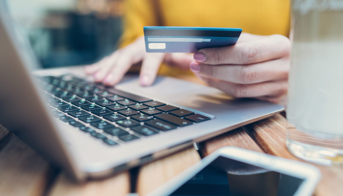 FOUR TRENDS DISRUPTING THE FUTURE OF ONLINE PAYMENTS