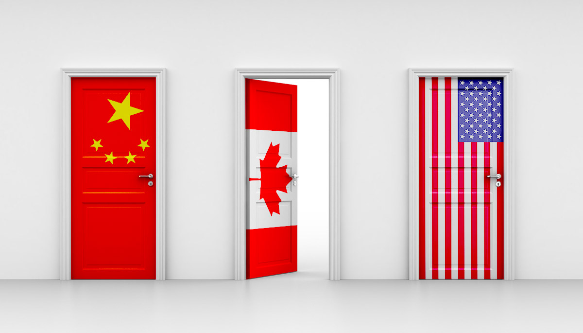 CANADA A POSSIBLE ECOMMERCE STRATEGY IN LIGHT OF US-CHINA TARIFFS