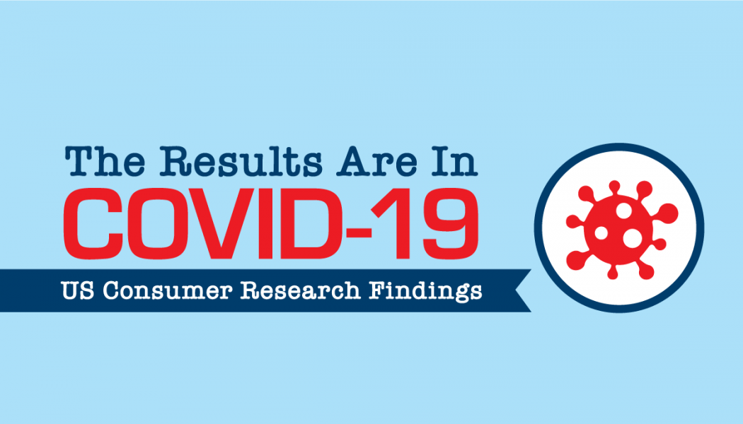 SHIFTING US CONSUMER BEHAVIOR IN THE FACE OF COVID-19
