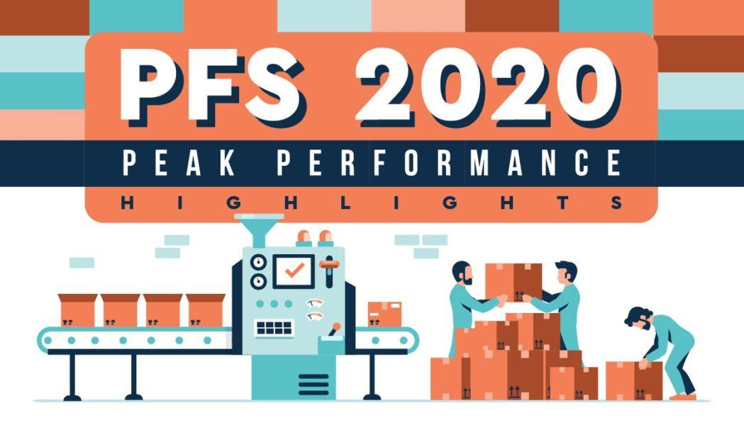 PFS 2020 Peak Performance Highlights